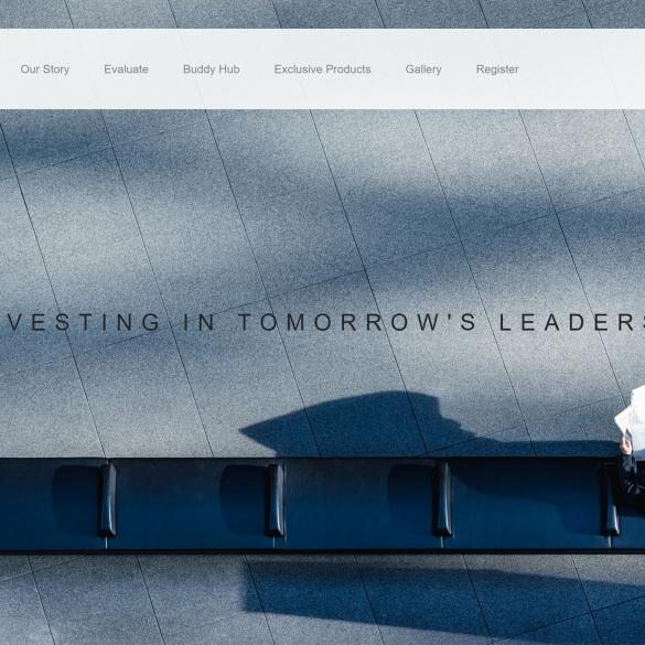 Buddy Up Website | Home Page | InnoLab Global Portfolio